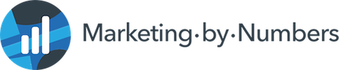 Marketing by numbers logo