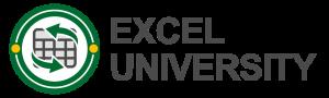 Excel u logo