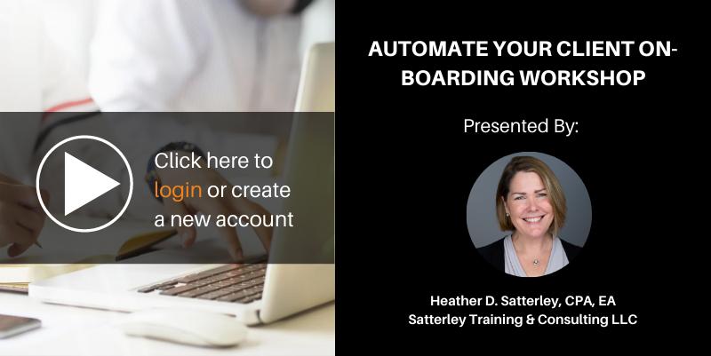 Automate your client