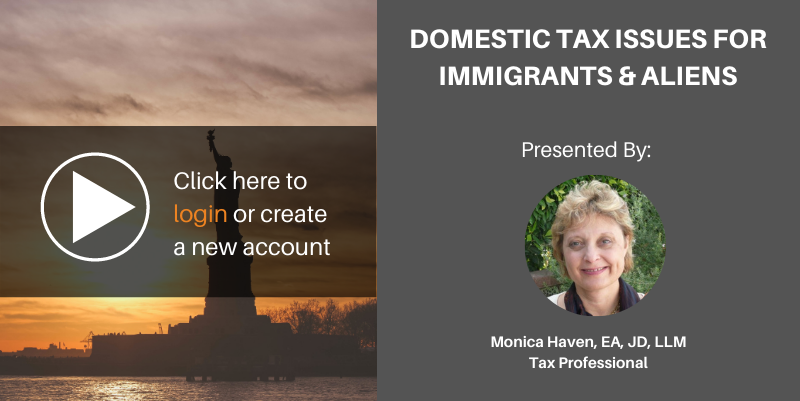 Immigranttax selfstudy