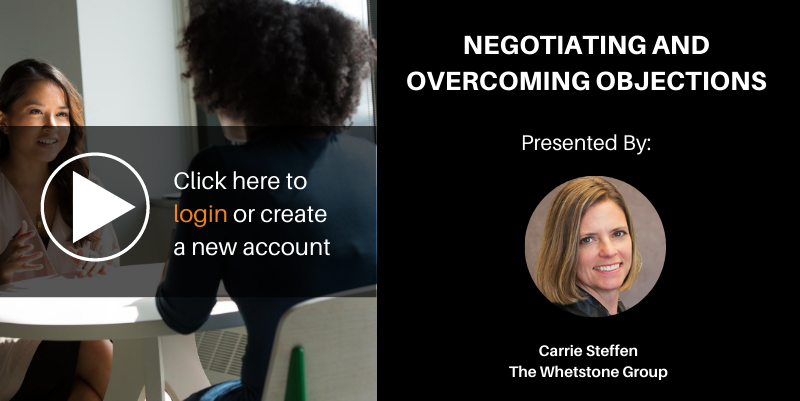 Negotiating&overcome