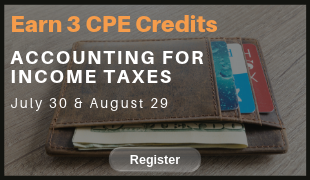 Accounting for income taxes mb